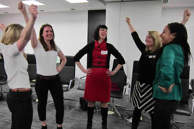 Blog Participants on Helens How-to-use-your-voice-for-Confident-Presentations-workshop-Aspire Circle London April 2016